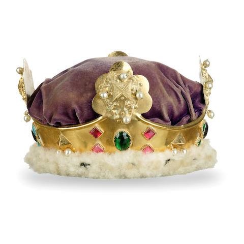 Graham Kennedy's Crown