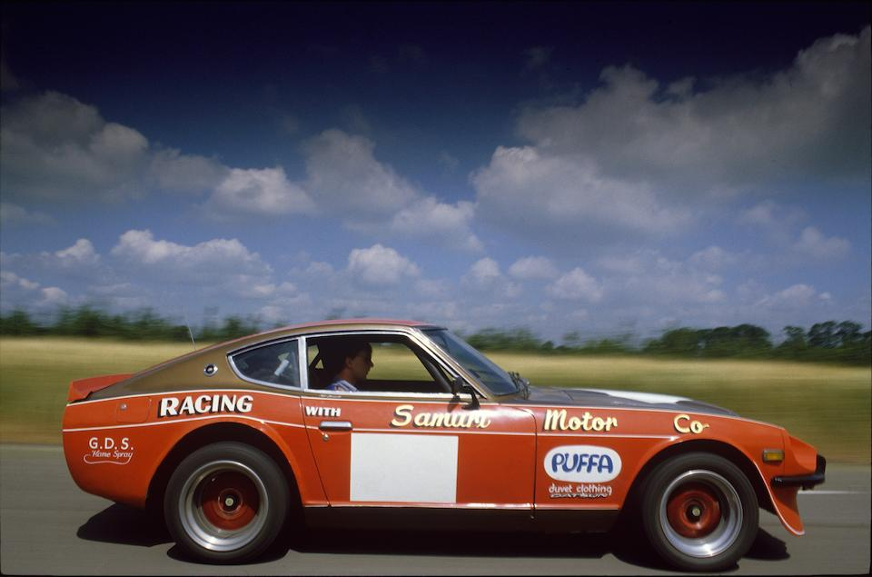 The ex-Spike Anderson,1973 Datsun 240Z 2.8-Litre 'Super Samuri' Coupé  Chassis no. HS-30 100992 Engine no. L28 357616