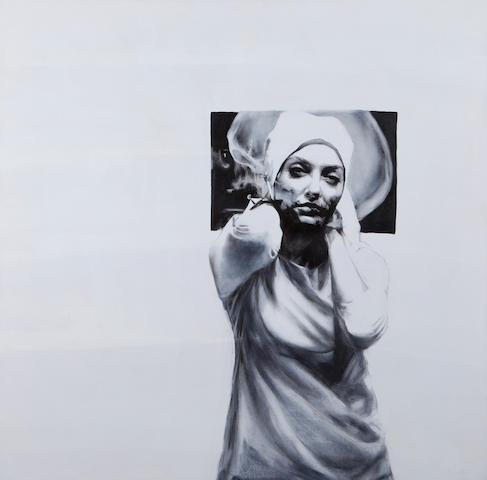 Afshin Pirhashemi (Iran, born 1974) Untitled, 100 x 100 cm