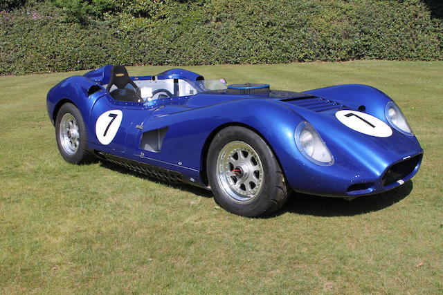 1956/1990 Lister-Chevrolet 'Knobbly' by Heritage  Chassis no. HL14777