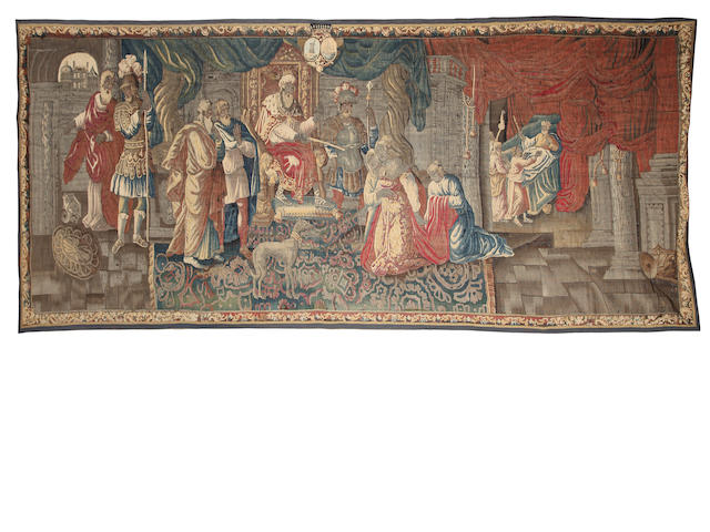 A Large Tapestry