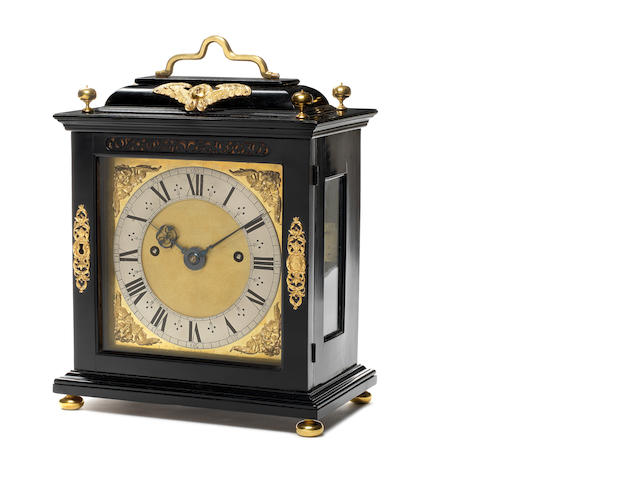 Joseph Knibb Striking Table Clock