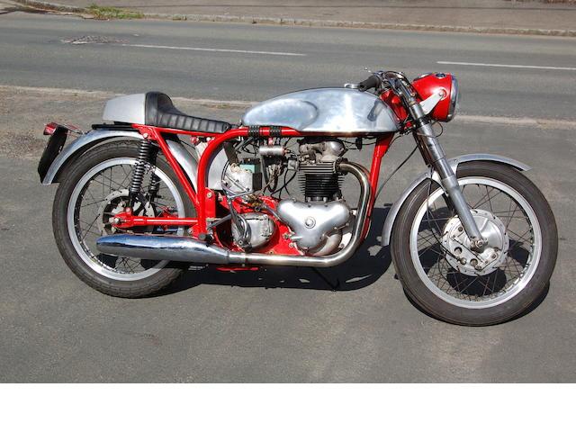 1959 Norton Dominator 99 Cafe Racer,