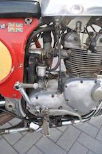 1970 Cheney Triumph T100C ISDT,