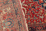 A Meshed carpet East Persia 380cm x 280cm