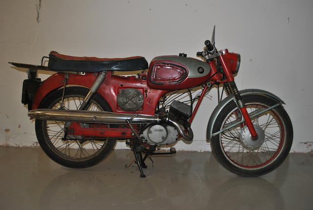 1964 Suzuki 79cc K11 Frame no. 135722 Engine no. 141082