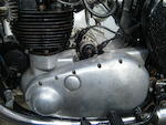 1955 BSA Golden Flash,