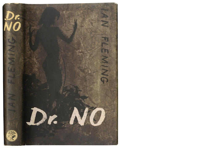 FLEMING (IAN) Dr. No, FIRST EDITION