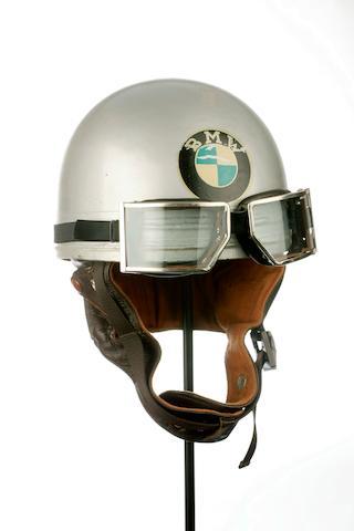 A fine Cromwell BMW helmet