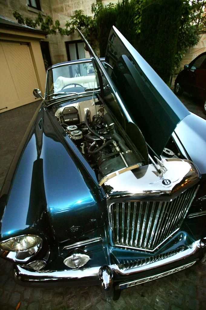 1961 Bentley S2 Continental Drophead Coupe  Chassis no. BC86BY Engine no. B85BC