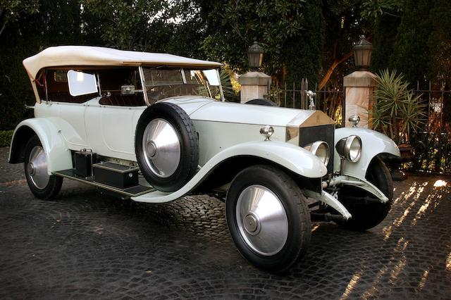 1923 Rolls-Royce 40/50hp Silver Ghost Tourer  Chassis no. 22NK Engine no. R111