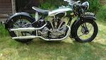 1936 BSA 750cc Y13,