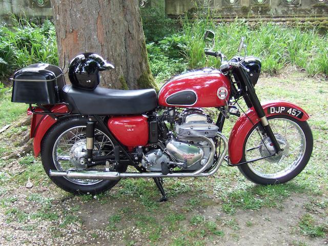1958 Ariel MK4 rep,