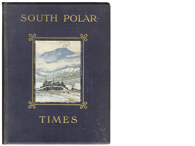 ANTARCTICA The South Polar Times, vol. 3 only, NUMBER 254 OF 350 COPIES
