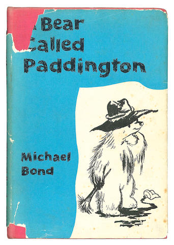 BOND (MICHAEL) A Bear Called Paddington... With Drawings by Peggy Fortnum
