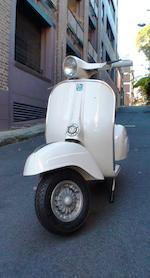 1967 Piaggio Vespa 150cc Scooter  Chassis no. VNC1T021067 Engine no. VBC1M532138