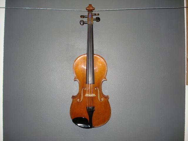 A small size Violin of the Schmidt School, circa 1900 (2)