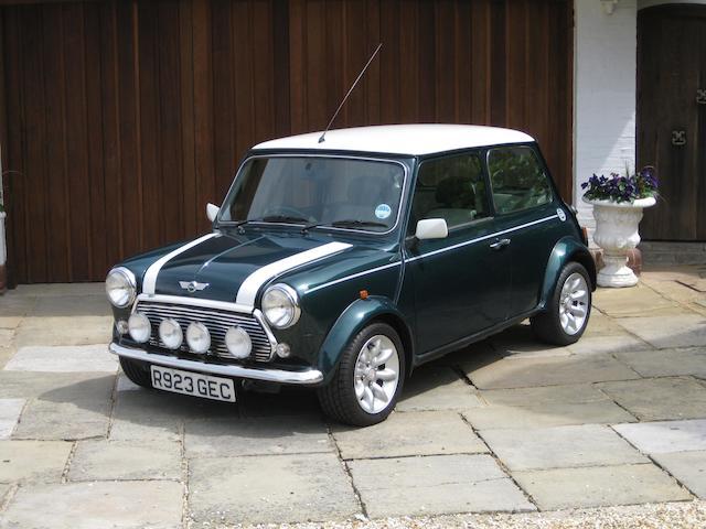 1998 Rover Mini Cooper