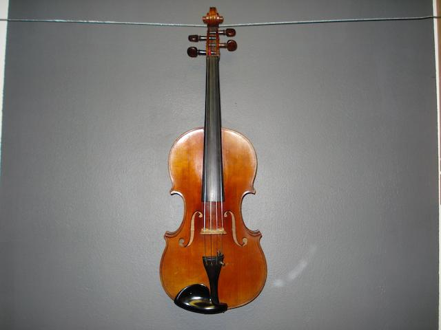 A French Violin of the JTL School (3)