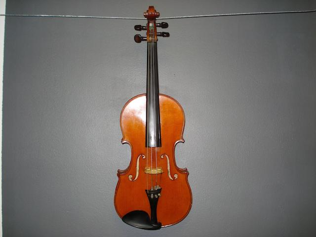 A Violin by Jean-Baptiste Colin 1898 (3)