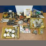 A good autojumblers lot of suspension components,