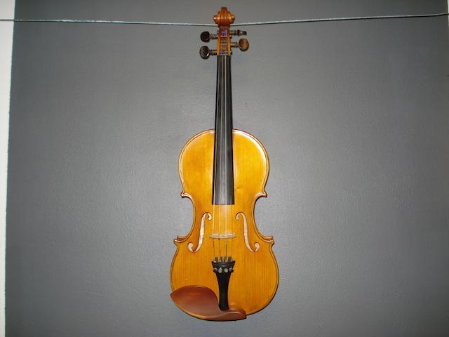 Violin by Aubrey James Tarr,  1946