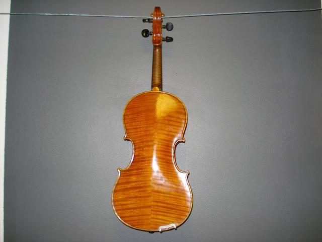 A German Violin by Wolff Brothers circa 1900 (9)