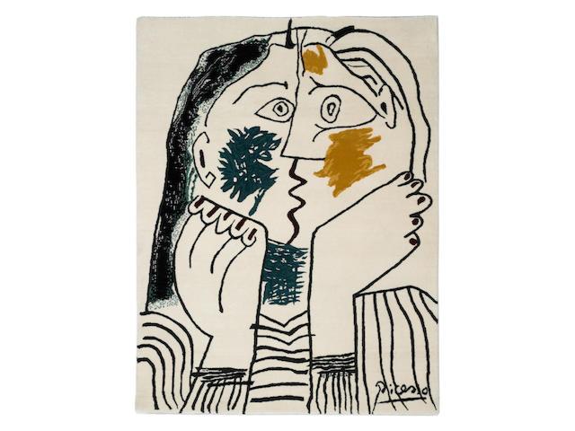Pablo Picasso (Spanish, 1881-1973) Le Baiser