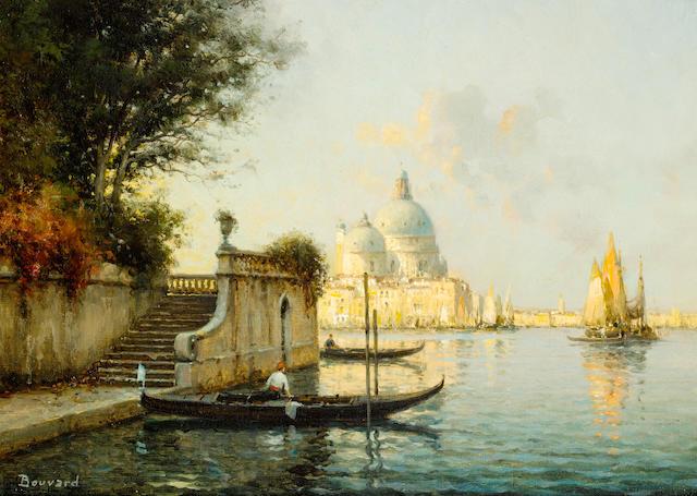 Antoine Bouvard (French, 1870-1956) Santa Maria della Salute, Venice