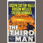 The Third Man,  Lion Films, 1949 (1950s re-release),