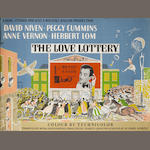 The Love Lottery,  Ealing Studios, 1953, 5
