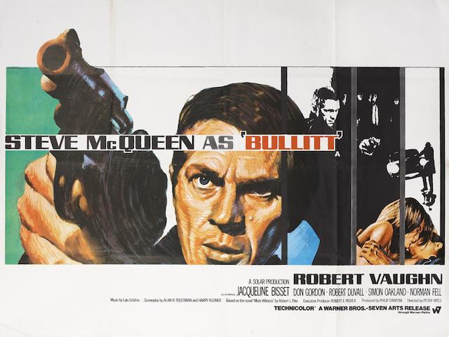 Bullitt, Warner Bros./ Seven Arts, 1968,