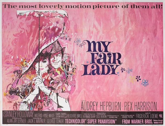 My Fair Lady, Warner Bros., 1964,