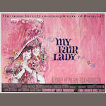 My Fair Lady,  Warner Bros., 1964,