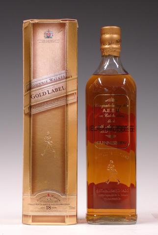 Johnnie Walker Gold Label-18 year old