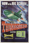 Thunderbirds Are GO,  United Artists, 1966,