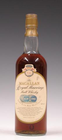 The Macallan Royal Marriage