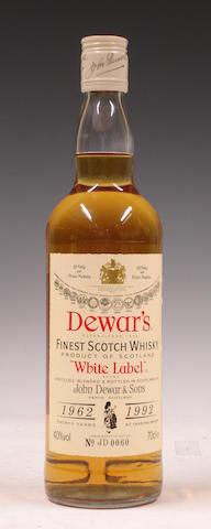 Dewar's White Label Commemorative