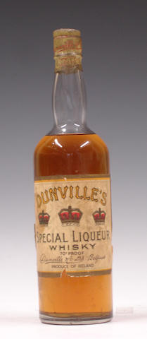 Dunville's Special Liqueur Whisky