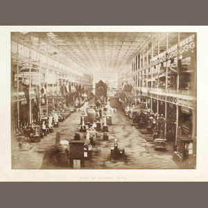 GREAT EXHIBITION and W.H. FOX TALBOT Exhibition of the Works of Industry of All Nations, 1851. Reports by the Juries on The Subjects in the Thirty Classes into which the Exhibition was Divided, 4. vol., ONE OF FIFTEEN COPIES GIVEN BY THE COMMISSIONERS TO WILLIAM FOX TALBOT