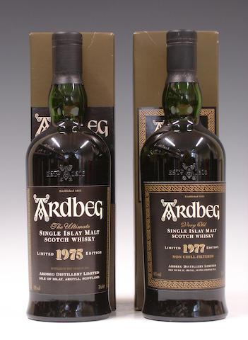 Ardbeg-1975  Ardbeg-1977