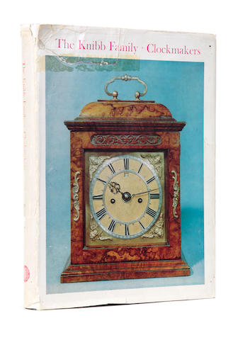 R A Lee: The Knibb Family Clockmakers.Byfleet 1964.
