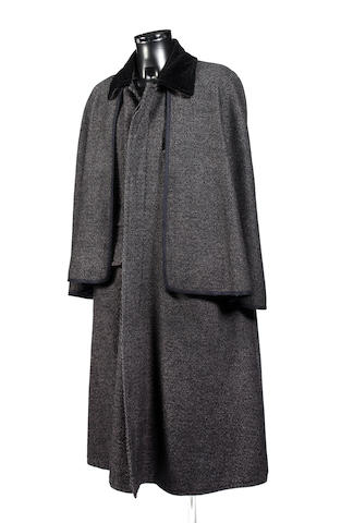 Dr. Who: Jon Pertwee's  Inverness cape,