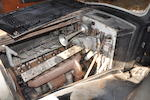 Barn Discovery,1937 Bugatti Type 57 Sports Saloon  Chassis no. 57380 Engine no. 254