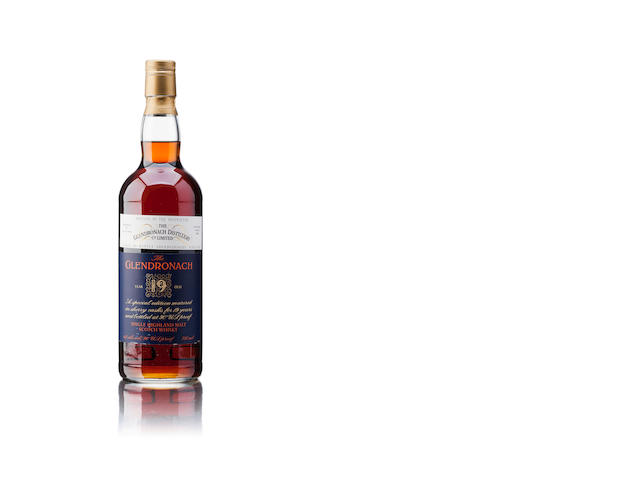 The Glendronach-19 year old