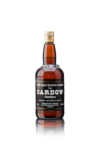 Cardow-20 year old-1962