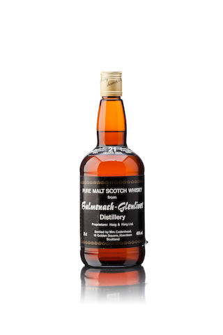 Balmenach-Glenlivet-21 year old-1961  St. Magdalene-15 year old-1964