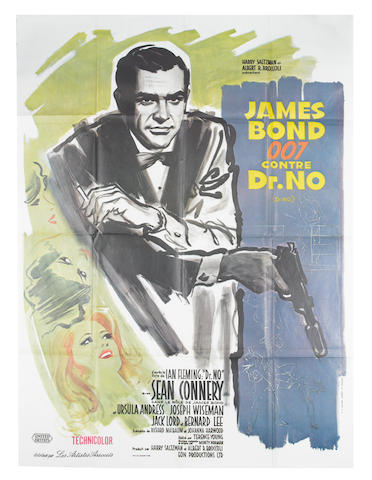 Dr. No (James Bond 007 Contre Dr No), United Artists, 1962,