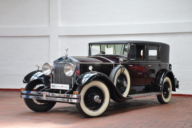 1929 Rolls-Royce Phantom I,