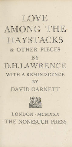 LAWRENCE (D.H.)